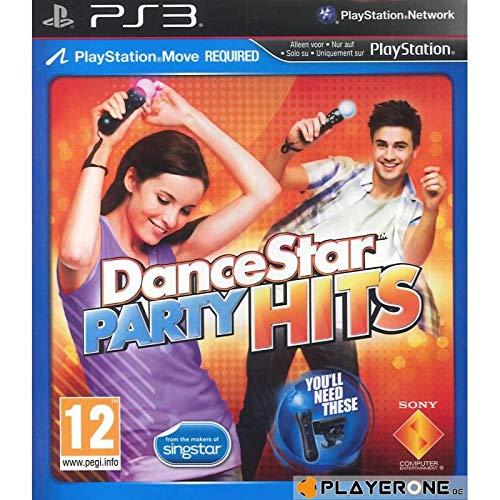 Sony Dancestar Party Hits, PS3 - Juego (PS3)