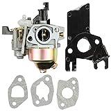 Buckbock 16100-ZL0-W51 Carburetor Carb for Honda GX120 GX160 GX168 GX200 Harbor Freight Predator 212CC R210 Gas Engine