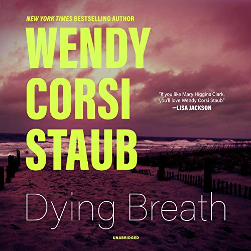 Dying Breath: The Psychic Killer Series, Book 1