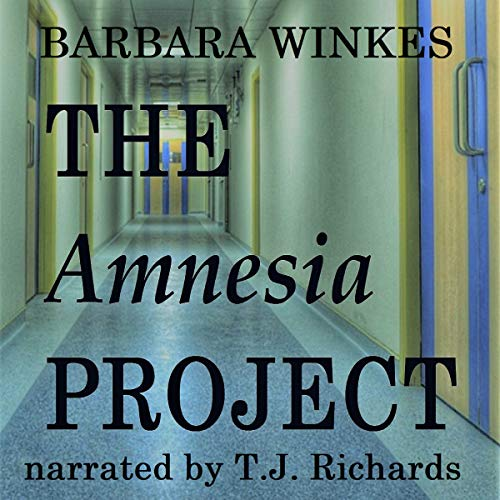 The Amnesia Project audiobook cover art