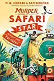 Murder on the Safari Star (Adventures on Trains Book 3) (English Edition)