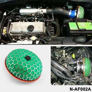 Pengchen Parts New Universal Air Filter 80mm Mushroom Head Racing Car AIR Filter