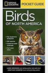 National Geographic Pocket Guide to the Birds of North America Hardcover