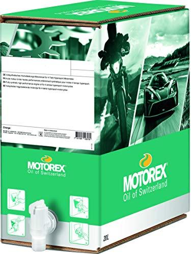 Motorex Huile Moteur Power synt 4t 5w40 synthétique 20l