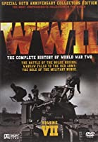 WWII, Vol. 7: The Battle of the Bulge Begins / Warsaw Falls to the Red Army / The Role of the Military? [DVD] [2007] [Import anglais]