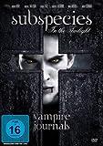 Subspecies In The Twilight - Vampire Journals