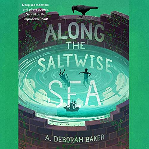 Along the Saltwise Sea cover art