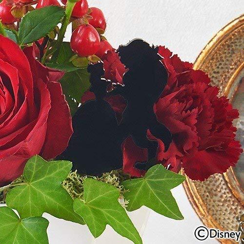 日比谷花壇母の日ディズニーアレンジメント「ユヌフルール」(ディズニー映画『美女と野獣』より)