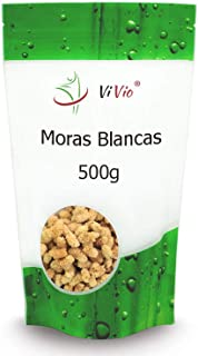 Moras Blancas 500g