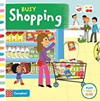 Busy Shopping (Busy Books)
