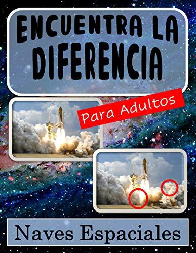 Encuentra la Diferencia - Naves Espaciales: Rompecabezas de imágenes para adultos