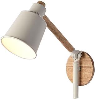 MX Light Fixture Nordic Modern Minimalist Creative Living Room/Bedroom/Bed LED Metal Long Arm Wall Lamp (Adjustable Distan...