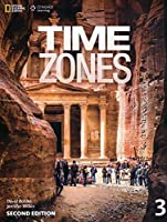 Time Zones 2nd Edition 3 Student Book