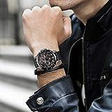 Zoom IMG-2 orologio uomo lige acciaio inossidabile