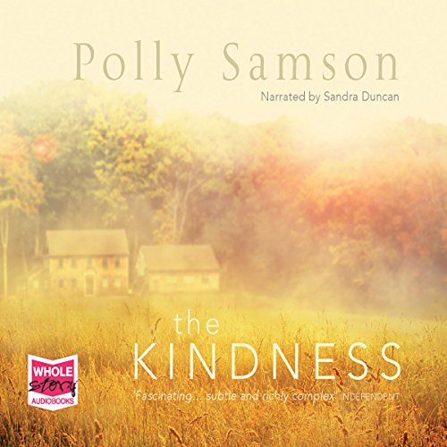 The Kindness audiobook cover art