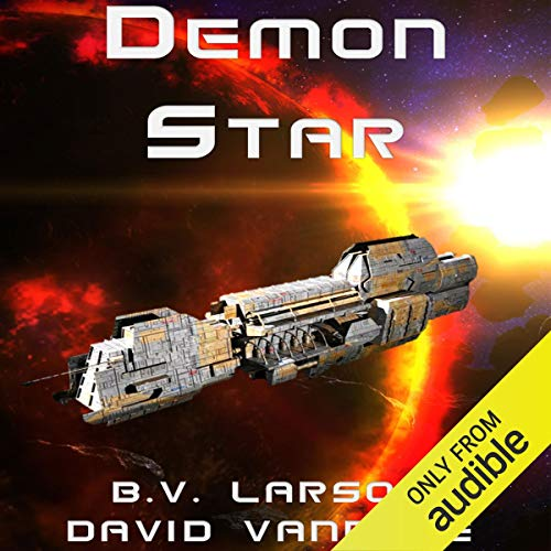 Demon Star cover art