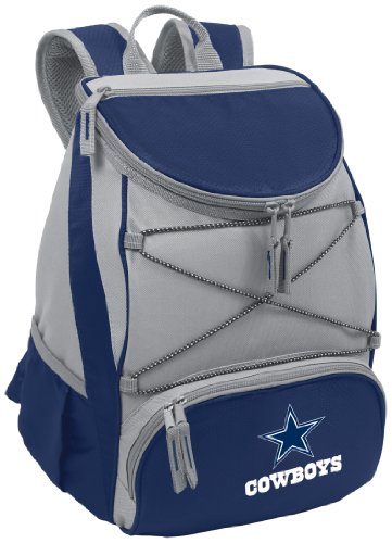 NFL Dallas Cowboys PTX Insulated Backpack Cooler, Navy