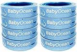 BabyOcean - 8 ricariche - Compatibili per il Maialino della Foppapedretti. 8 metri di lunghezza, sacchetti con 7 strati anti odore. Ricariche di qualità ad un prezzo fantastico. - 5,99 € / Ricarica.