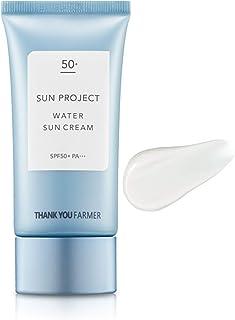 THANKYOU FARMER Sun Project Water Sun Cream | 1.75 Fl Oz (50ml)…