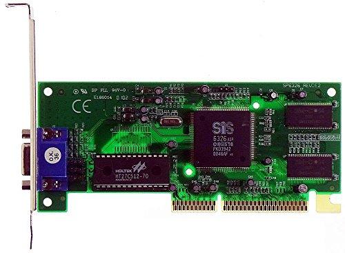 AGP-Grafikkarte SiS 5598/6326 ID2109