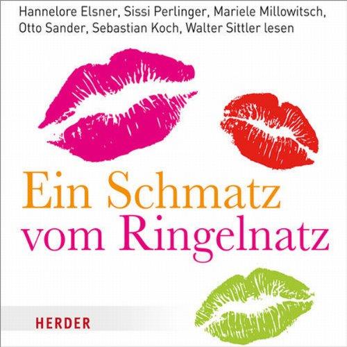 Ein Schmatz vom Ringelnatz audiobook cover art
