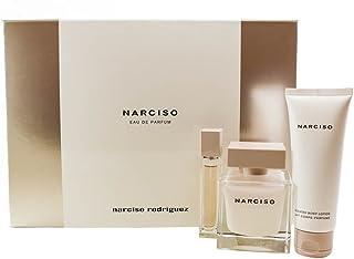Narciso Rodriguez Pefume Gift Set by Narciso Rodriguez for Women - Eau de Parfum, 3 Count