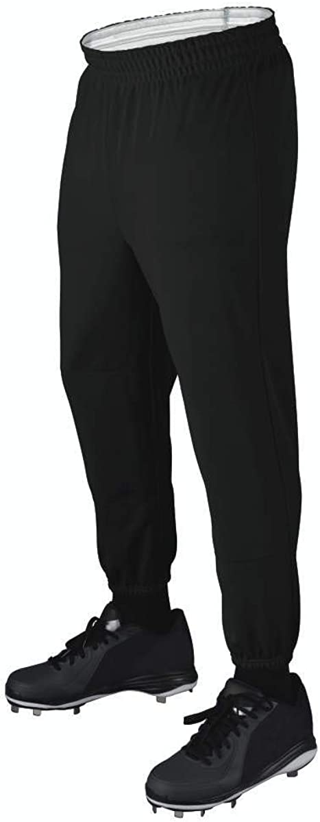 Wilson Clearance SALE! Limited time! Youth Basic Poly Double Black Max 52% OFF Knit Pants Baseball P100