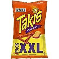 Takis® Queso 100gr. Delicioso snack sabor a Queso.