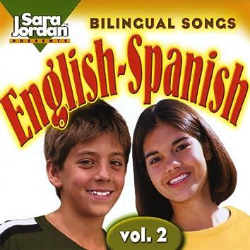 Bilingual Songs: English-Spanish, Vol. 2