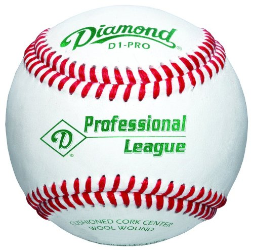 Diamond D1-PRO Professional League Baseball (One Dozen)