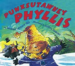 In the story, Punxsutawney Phyllis, Phyllis dreams of becoming Punxsutawney Phil one day, but her family says that role is for a boy. Find out if Phyllis can prove her family wrong and do the job!