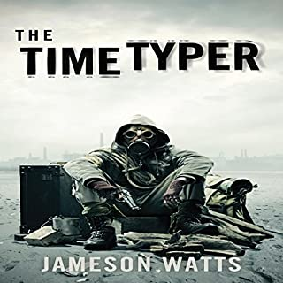 The Time Typer, Book 1 audiobook cover art