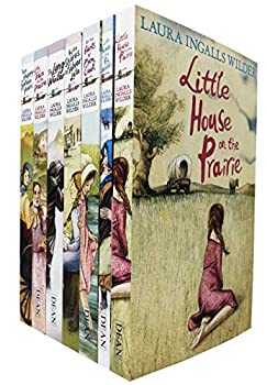 Little House on the Prairie Series 7 Books Collection by Laura Ingalls Wilder