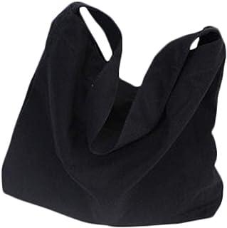 [ユーミート] 帆布バッグ 大容量 3カラー