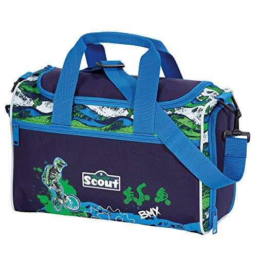 BMX - Scout Schulsporttasche Sporttasche Schwimmtasche mit NASSFACH Freizeittasche Kindertasche