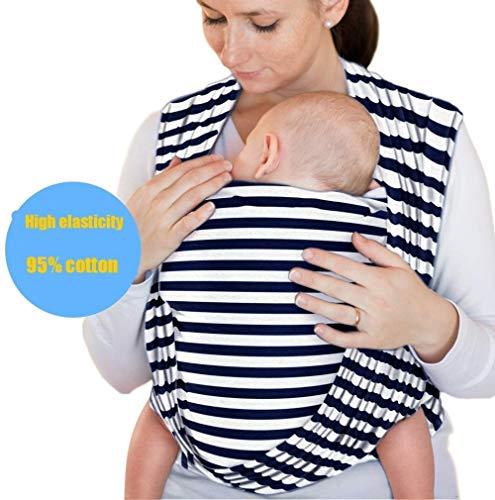 Porte-bébé HZYD -Baby réglable en Coton Allaitement, Doux, Confortable (Couleur: F) (Couleur: F) (Couleur: E) (Couleur: F), Couleur: F ( Color : A )