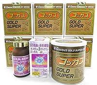 コッカス・ゴールド・スーパー6缶+オメガ3クルクミンコッカス1瓶付お買得セット