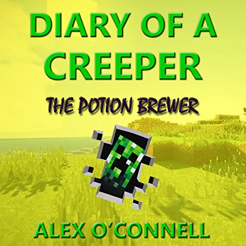 Diary of a Creeper, Book 1 audiobook cover art