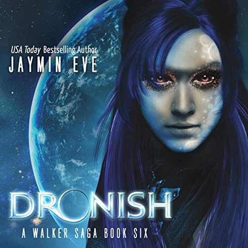 Dronish audiobook cover art