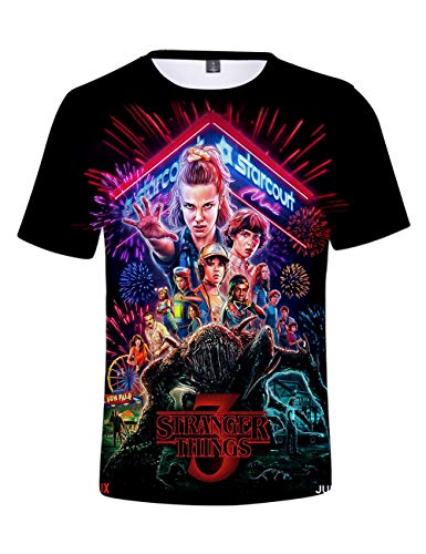 Camiseta Stranger Things Niño, Camiseta Stranger Things