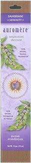 Auromere Ayurvedic Incense, Sambrani (Serenity)