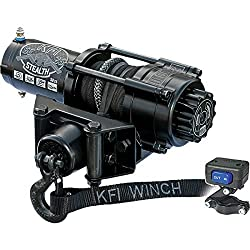 KFI Products SE25 ATV Winch Review