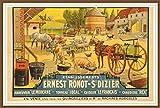 PostersAndCo  Ernest RONOT St DIZIER Roap-Poster/Reproduction 40x60cm* d1 Affiche Vintage/RéTRO (BE*)