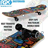 Zoom IMG-2 wellife skateboard completo rgx in