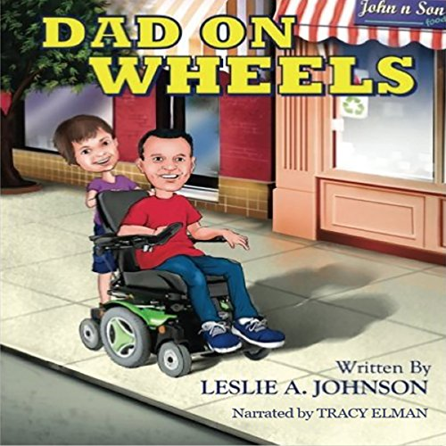 Dad on Wheels audiobook cover art