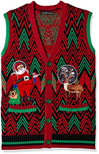 Men's's Reindeer Christmas Sweater