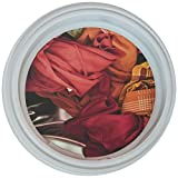 Rikki Knight Washing Machine Design Lightning Series Round Mouse Pad (RND-MP-103)