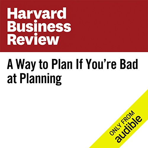 A Way to Plan If You're Bad at Planning                   By:                                                                                                                                 Elizabeth Grace Saunders                               Narrated by:                                                                                                                                 Fleet Cooper                      Length: 7 mins     1 rating     Overall 4.0