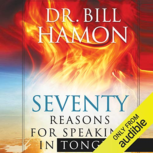 Seventy Reasons for Speaking in Tongues cover art