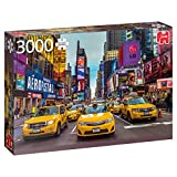 Premium Collection New York Taxis 3000 pcs Puzzle - Rompecabezas...